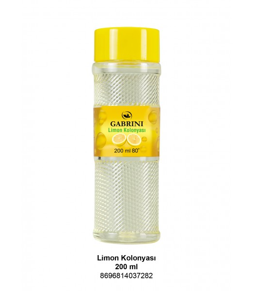 GABRINI COLONY 200 ML (S. LIMON)