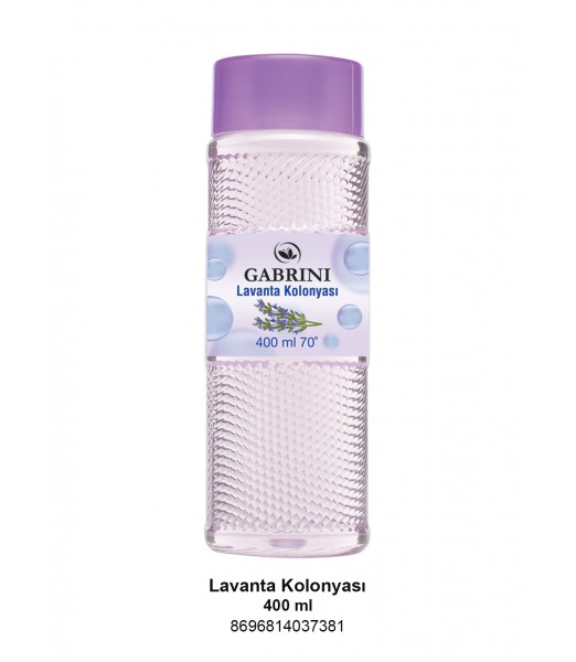 GABRINI COLONY 400 ML (LAVANDA)