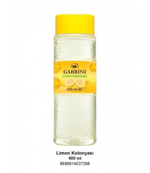 GABRINI COLONY 400 ML (S. LIMON)