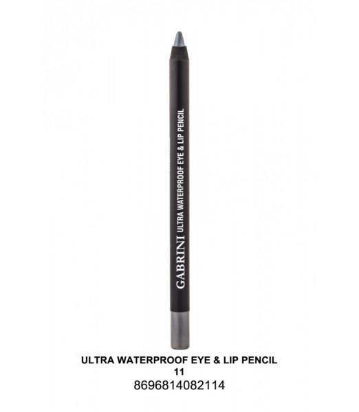 GABRİNİ Ultra Waterproof Lip& Eye Pencil 11