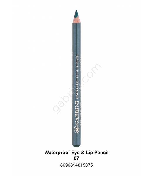 GABRİNİ WATERPROOF EYE & LİP PENCİL 07