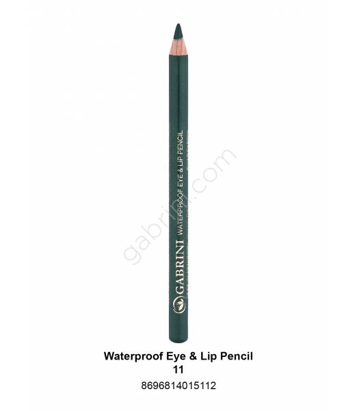 GABRİNİ WATERPROOF EYE & LİP PENCİL 11