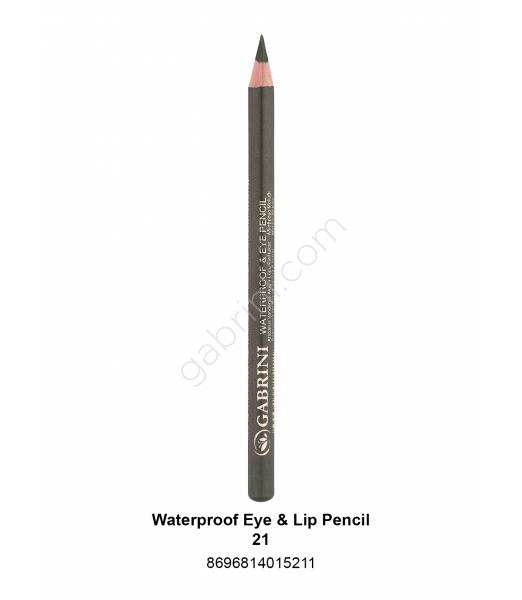 GABRİNİ WATERPROOF EYE & LİP PENCİL 21