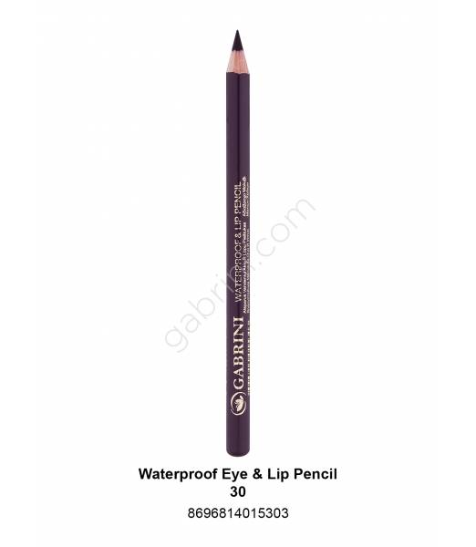GABRİNİ WATERPROOF EYE & LİP PENCİL 30