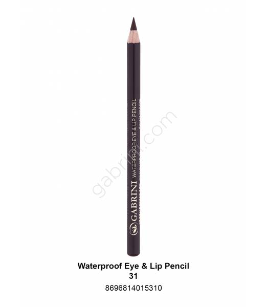 GABRİNİ WATERPROOF EYE & LİP PENCİL 31