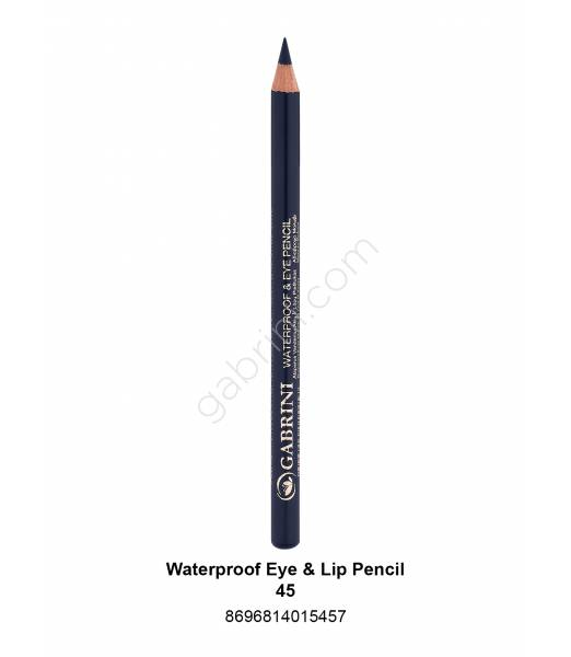 GABRİNİ WATERPROOF EYE & LİP PENCİL 45