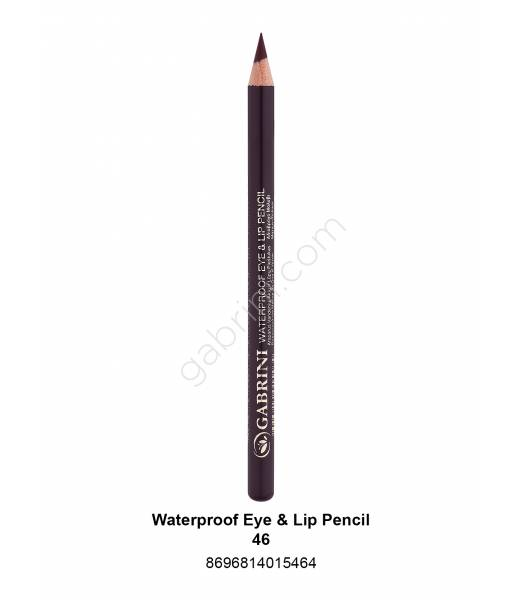 GABRİNİ WATERPROOF EYE & LİP PENCİL 46