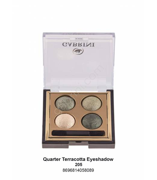 GABRİNİ  TERRACOTTA QUARTED EYESHADOW 205