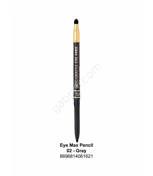 GABRİNİ EYE MAX EYEBROW PENCİL 02