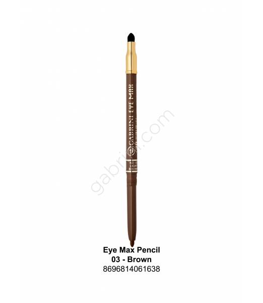 GABRİNİ EYE MAX EYEBROW PENCİL 03