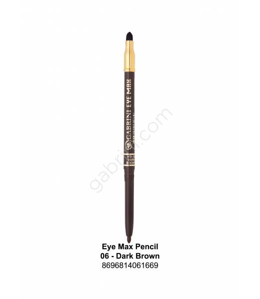 GABRİNİ EYE MAX EYEBROW PENCİL 06