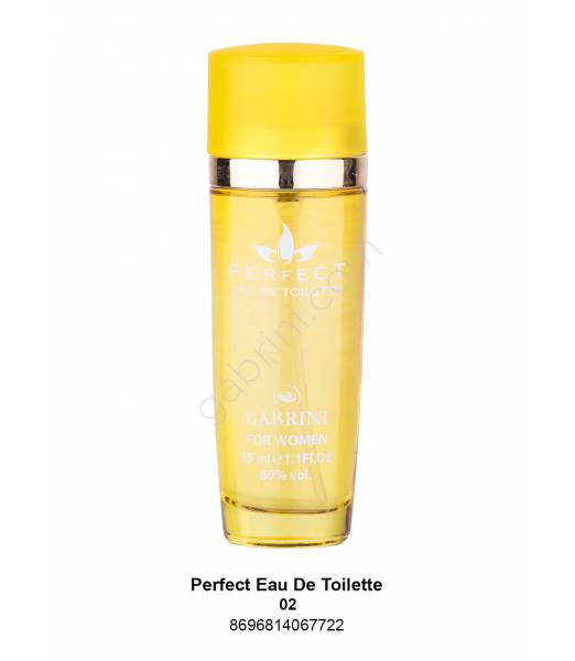GABRİNİ PERFECT MİNİ EDT BAYAN 35 ML NO:02