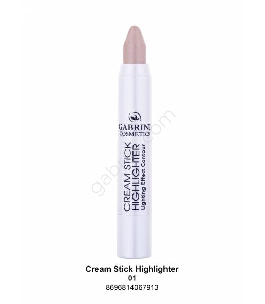 GABRINI CREAM STICK HIGHLIGHTER 01