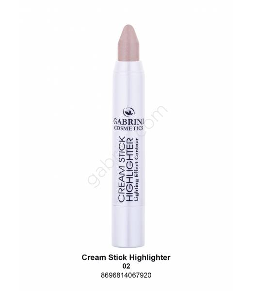 GABRINI CREAM STICK HIGHLIGHTER 02