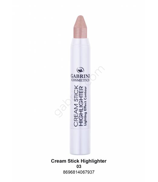 GABRINI CREAM STICK HIGHLIGHTER 03