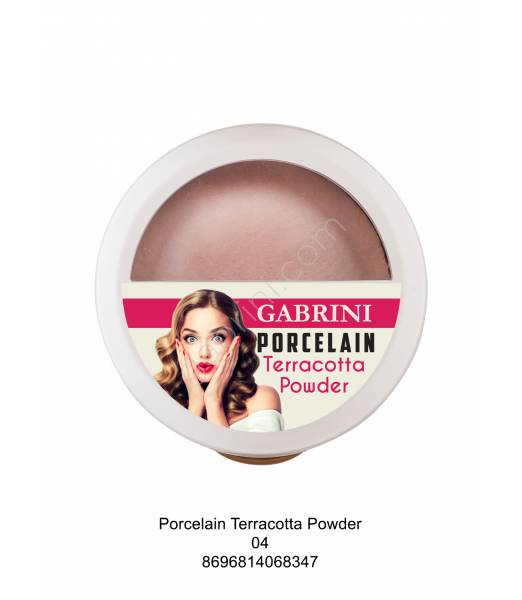 GABRİNİ PORCELAIN TERRACOTTA POWDER 04