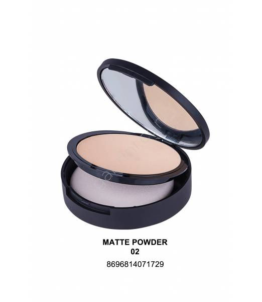 GABRİNİ PROFESSİONAL MATTE POWDER 02