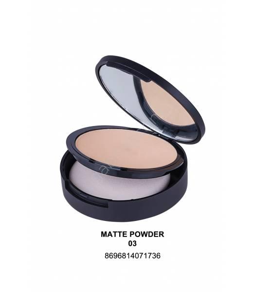 GABRİNİ PROFESSİONAL MATTE POWDER 03