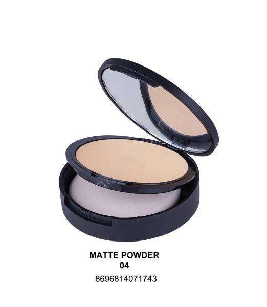 GABRİNİ PROFESSİONAL MATTE POWDER 04
