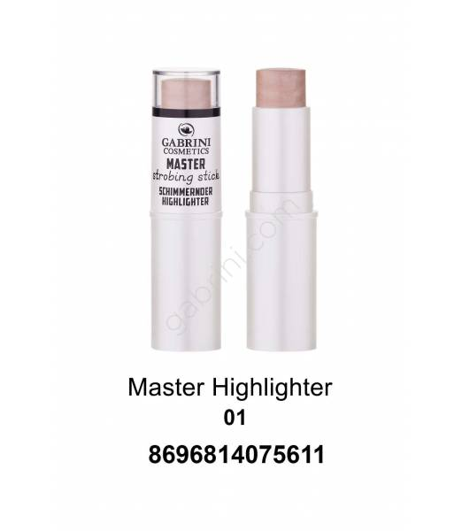 GABRINI MASTER STICK HIGHLIGHTER 01