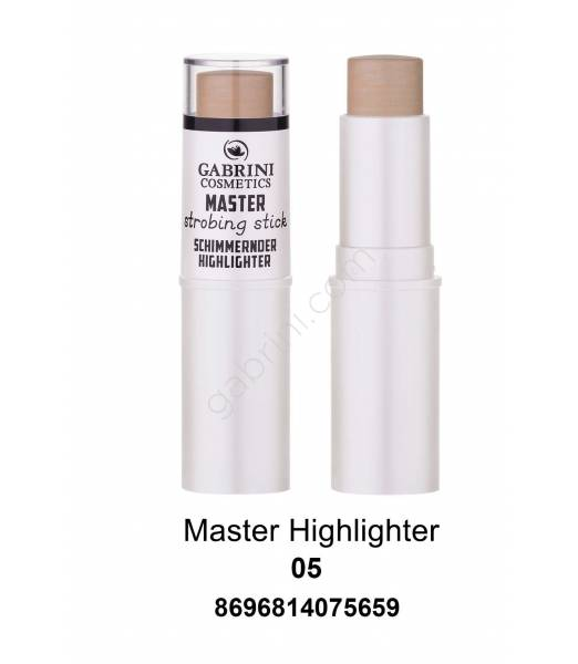 GABRINI MASTER STICK HIGHLIGHTER 05