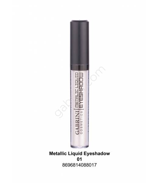GABRİNİ METALIC LIQUID EYESHADOW 01