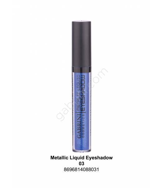 GABRİNİ METALIC LIQUID EYESHADOW 03