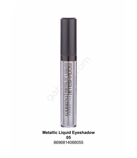 GABRİNİ METALIC LIQUID EYESHADOW 05
