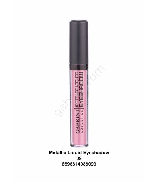 GABRİNİ METALIC LIQUID EYESHADOW 09