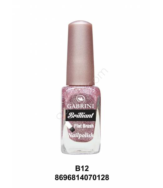 GABRINI BRILLIANT NAILPOLISH B12