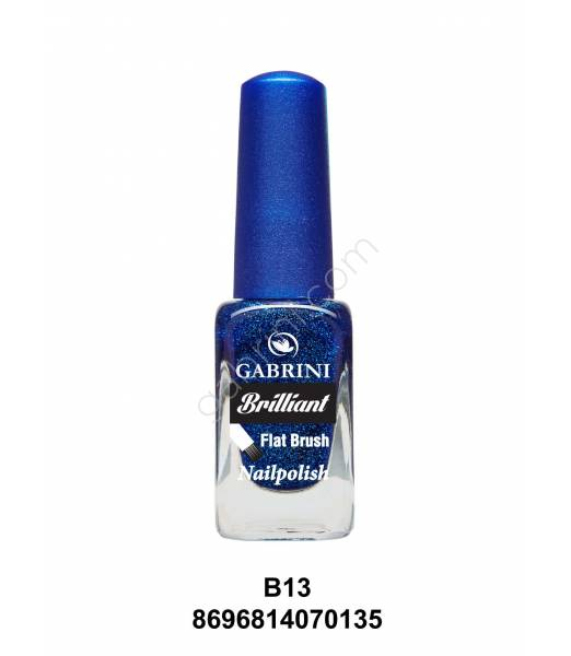 GABRINI BRILLIANT NAILPOLISH B13