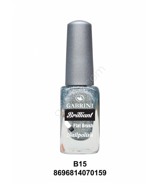 GABRINI BRILLIANT NAILPOLISH B15