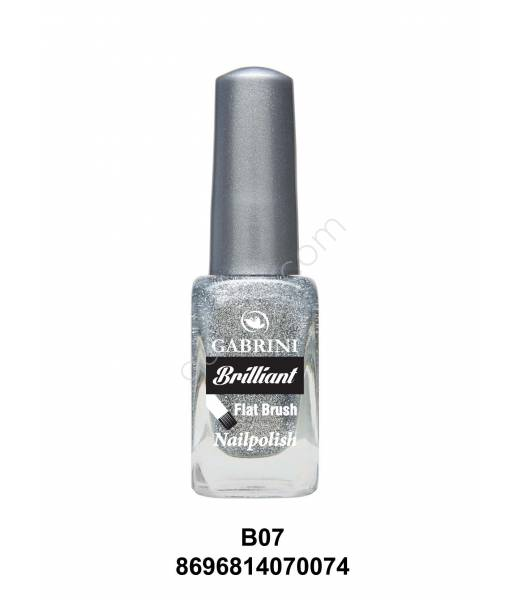 GABRINI BRILLIANT NAILPOLISH B07