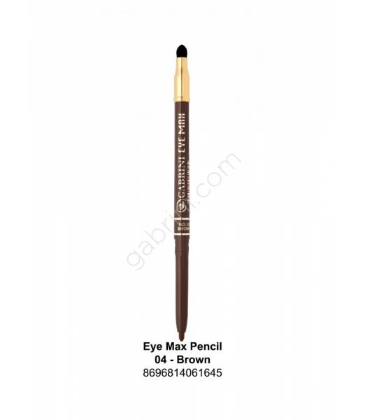 GABRİNİ EYE MAX EYEBROW PENCİL 04