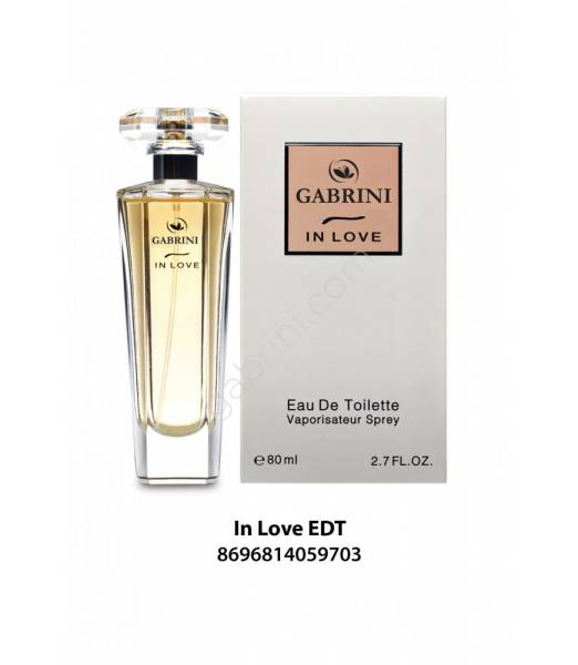 GABRINI IN LOVE EDT 80 ML