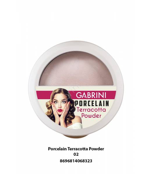GABRINI PORCELAIN TERRACOTTA POWDER 02