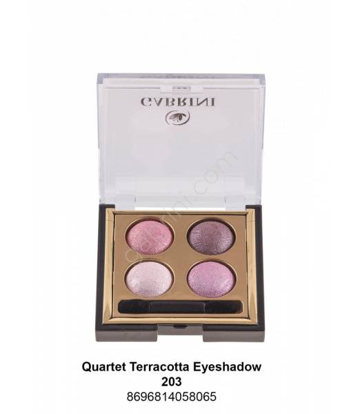 GABRİNİ  TERRACOTTA QUARTED EYESHADOW 203