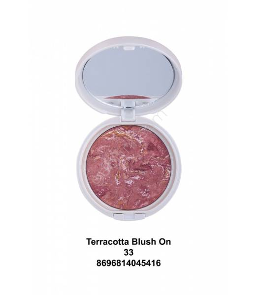 GABRINI TERRACOTTA BLUSH ON  33