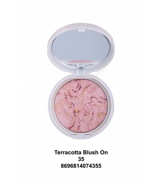 GABRINI TERRACOTTA BLUSH ON 35