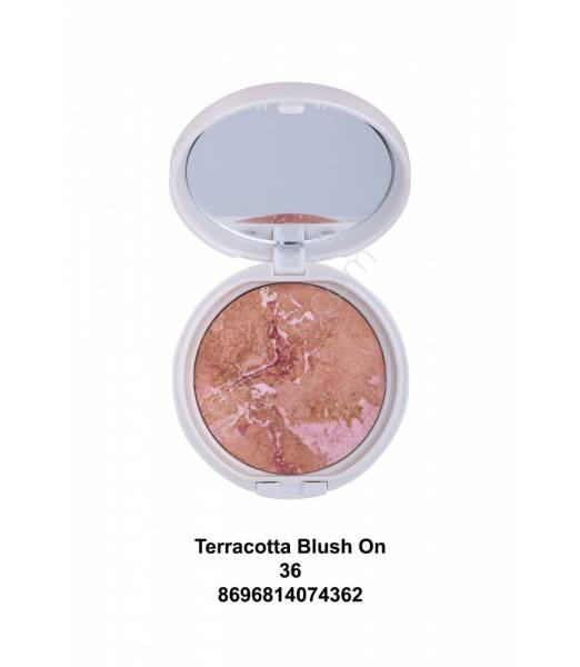 GABRINI TERRACOTTA BLUSH ON 36