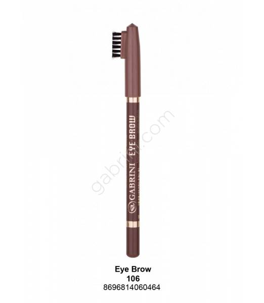 GABRİNİ Eye Brow Pencil 106