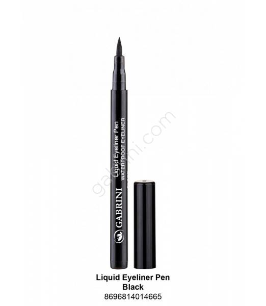 GABRİNİ Liquid Eyeliner Waterproof Pencil