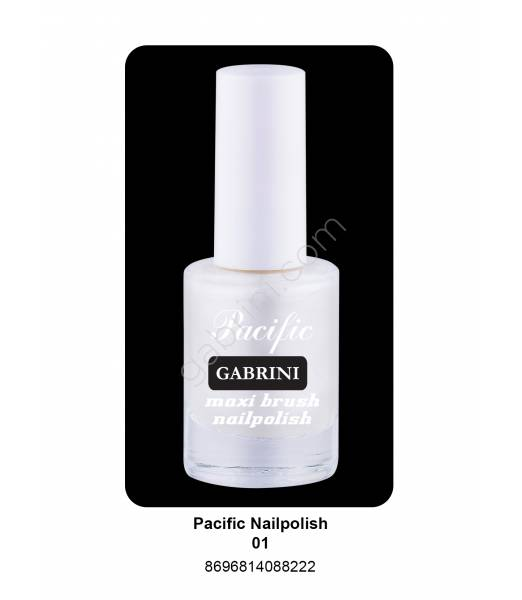 GABRİNİ PACIFIC NAILPOLISH-01