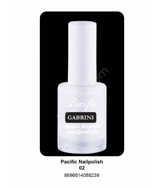 GABRİNİ PACIFIC NAILPOLISH-02