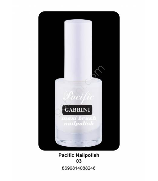 GABRİNİ PACIFIC NAILPOLISH-03
