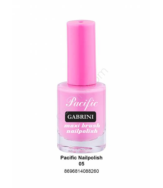 GABRİNİ PACIFIC NAILPOLISH-05