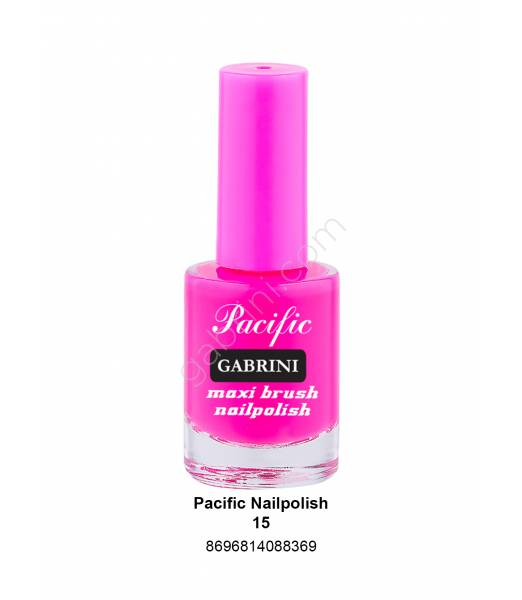 GABRİNİ PACIFIC NAILPOLISH-15
