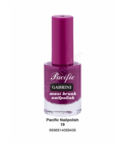 GABRİNİ PACIFIC NAILPOLISH-19