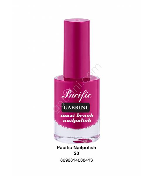 GABRİNİ PACIFIC NAILPOLISH-20