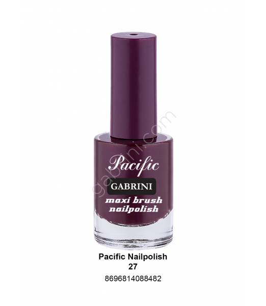 GABRİNİ PACIFIC NAILPOLISH-27